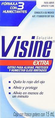 Visine Solución Extra, 15 ml