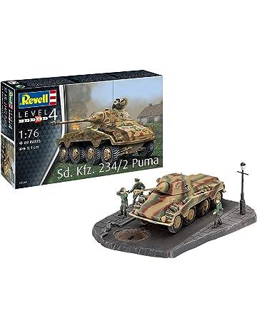 Sherman Firefly vs Tiger I Coffret de 2 Chars Militaires 1//72 WW2 T902