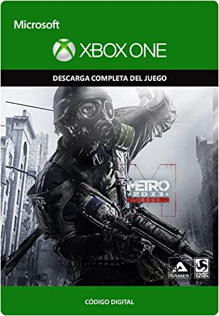 Metro 2033: Redux | Xbox One - Código de descarga: Amazon.es: Videojuegos