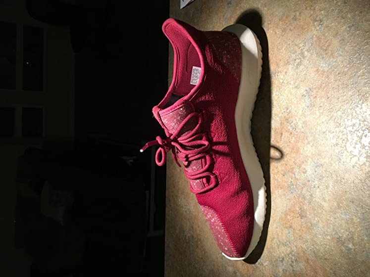 adidas Originals Men's Tubular Shadow Sneaker Running Shoe Stylish and at a good price, but comfort is EXTREMELY sacrificed. Recommend going with the alpha bounce instead.