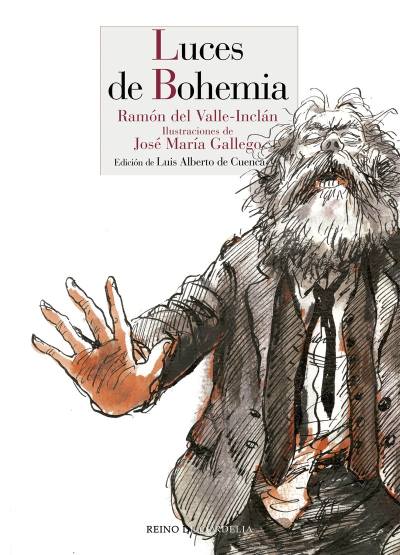 Luces de bohemia (Literatura Reino de Cordelia): Amazon.es: Ramón ...