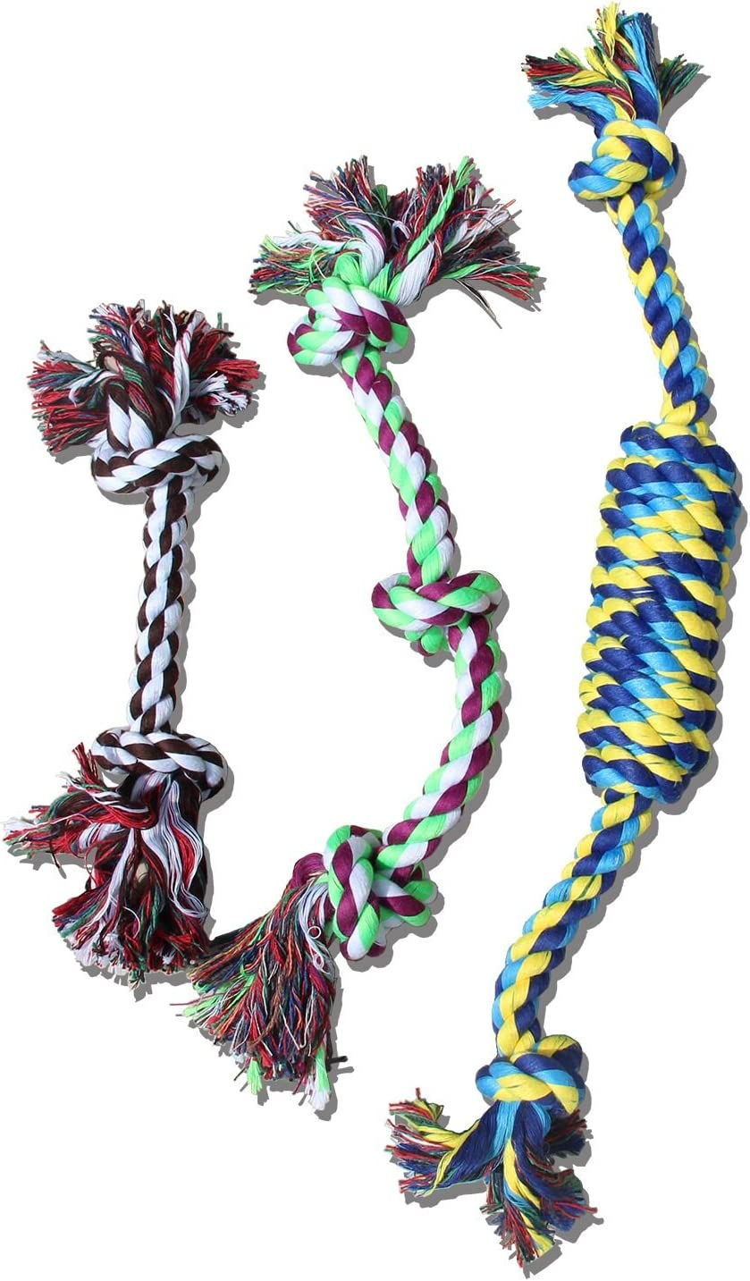 Tailmate Dog Rope Toy Set