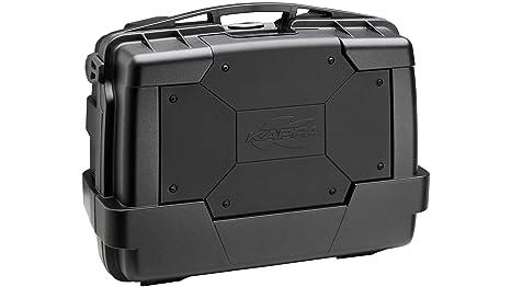 Maleta kgr33 N Garda Kappa de 33 litros Color Negro