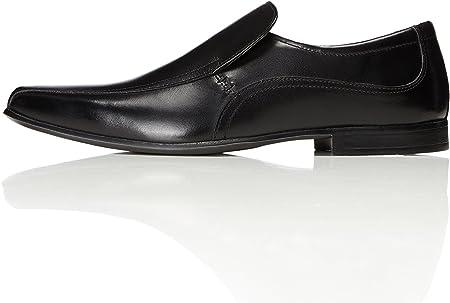 Marca Amazon - find. Zapatos Clásicos de Piel para Hombre