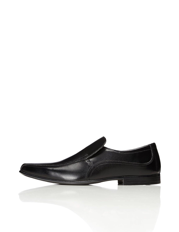 TALLA 40 EU. find. Zapatos Clásicos de Piel para Hombre