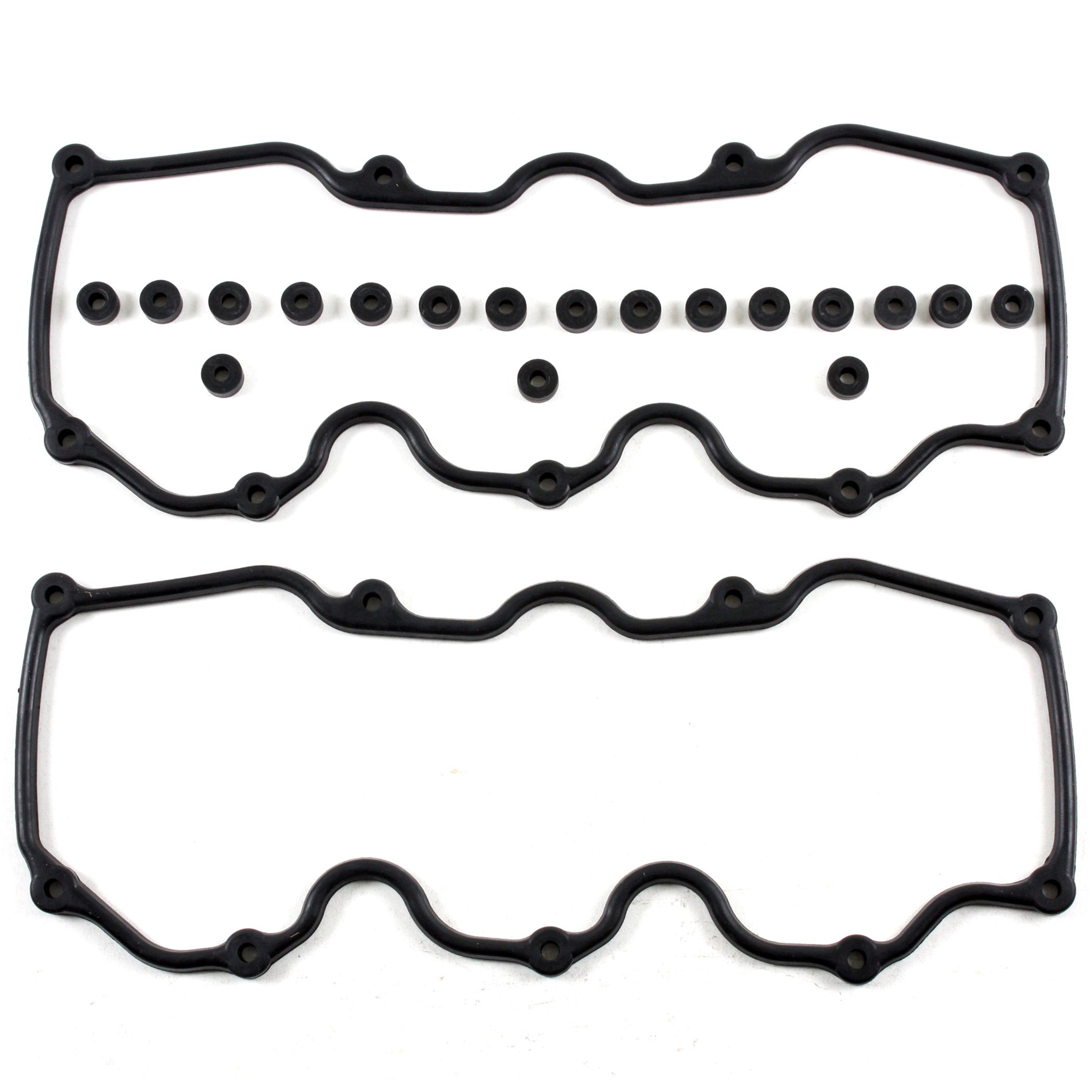 CNS VC640 Brand New Engine Valve Cover Gasket Set (With Grommets)