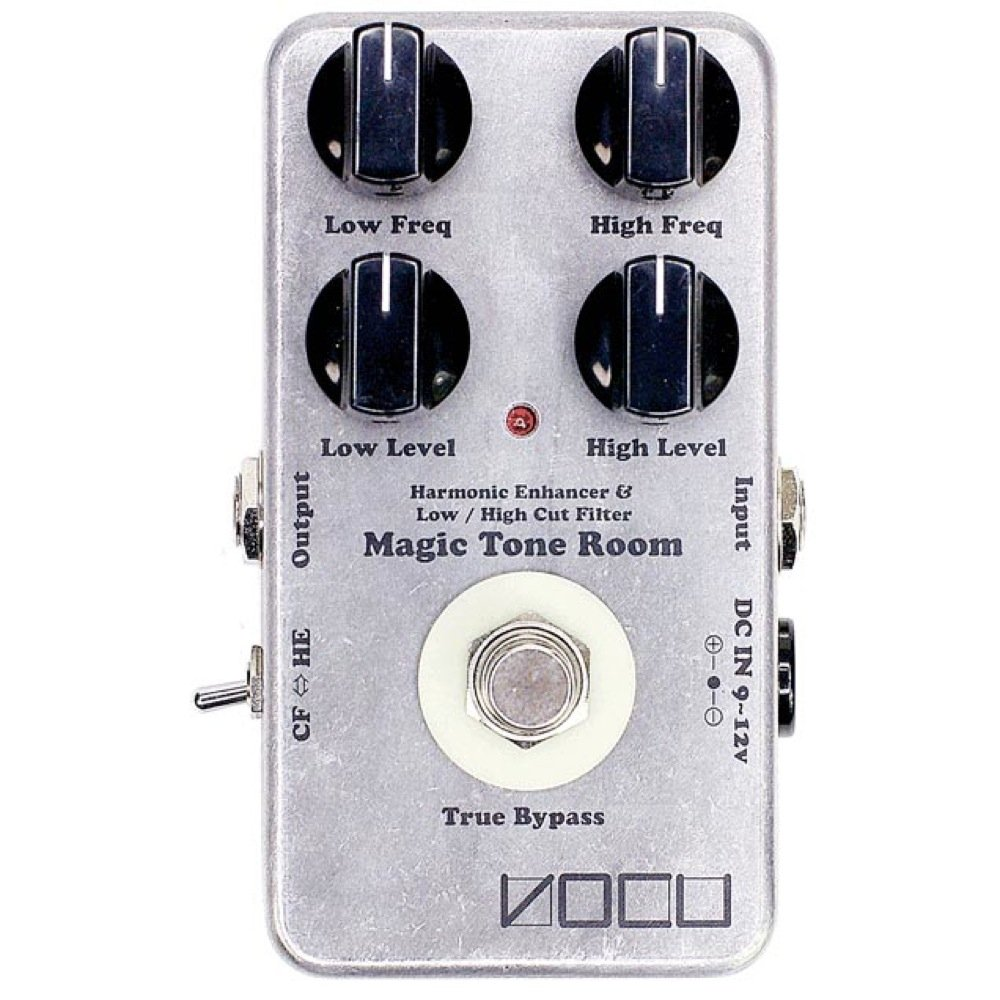 VOCU Magic Tone Room MTR ハーモニックエンハンサー カットフィルター エフェクター B0063NTZAO