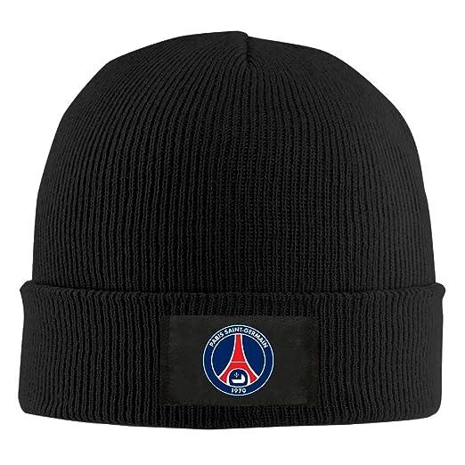 07c107dedfb Gdlov Paris Saint-Germain PSG Men Women Unisex Winter Warm Acrylic Watch  Knit Woolen Beanie