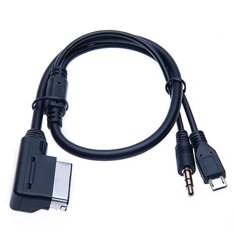 Adaptador de micrófono NTG 2.5 Mercedes