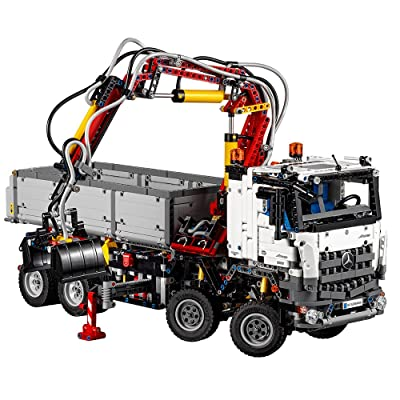 LEGO Technic Mercedes-Benz Arocs 3245 42043 Building Kit: Toys & Games