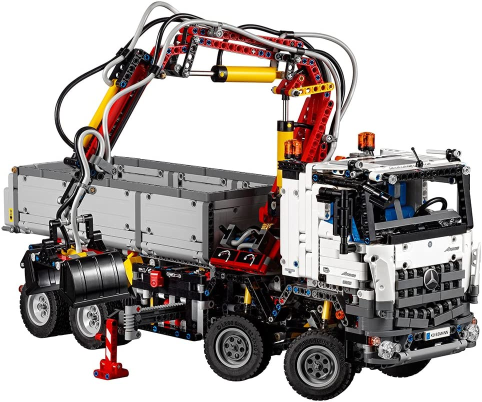 LEGO Technic Mercedes-Benz Arocs 3245 42043 Building Kit