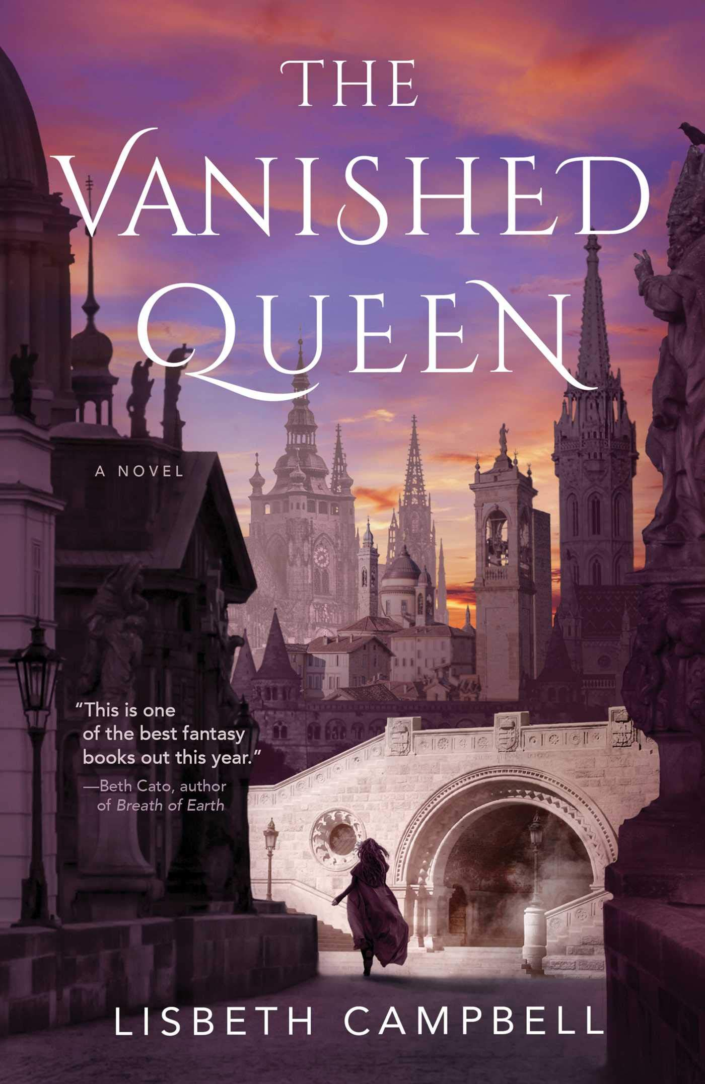 Lisbeth Campbell: Five Things I Learned Writing The Vanished Queen
