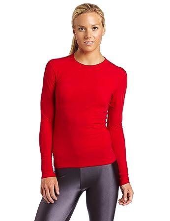 Amazon.com: ASICS Women's Competition Long Sleeve: Clothing