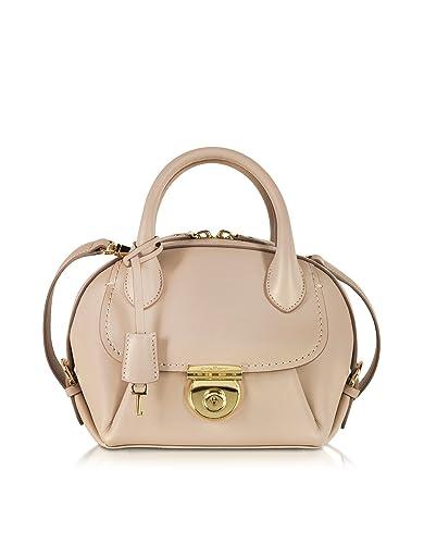b8a5dffc8508 Salvatore Ferragamo Designer Handbags Small Fiamma New Bisque Leather  Shoulder Bag  Amazon.co.uk  Shoes   Bags