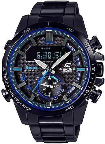 CASIO ECB-800DC-1A Reloj Casio Edifice Bluetooth Smartphone Link Solar: Amazon.es: Relojes