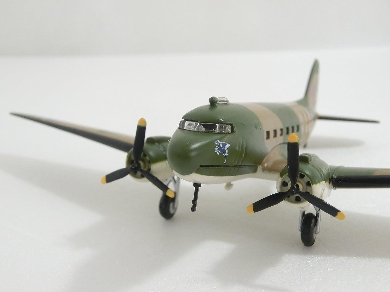 Atlas Douglas Dakota C-47 Fertigmodell Ma/ßstab 1:144 Die-Cast Ready Built