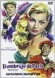 À Paris tous les deux / Paris Holiday [ Origine Espagnole, Sans Langue Francaise ] [DVD]