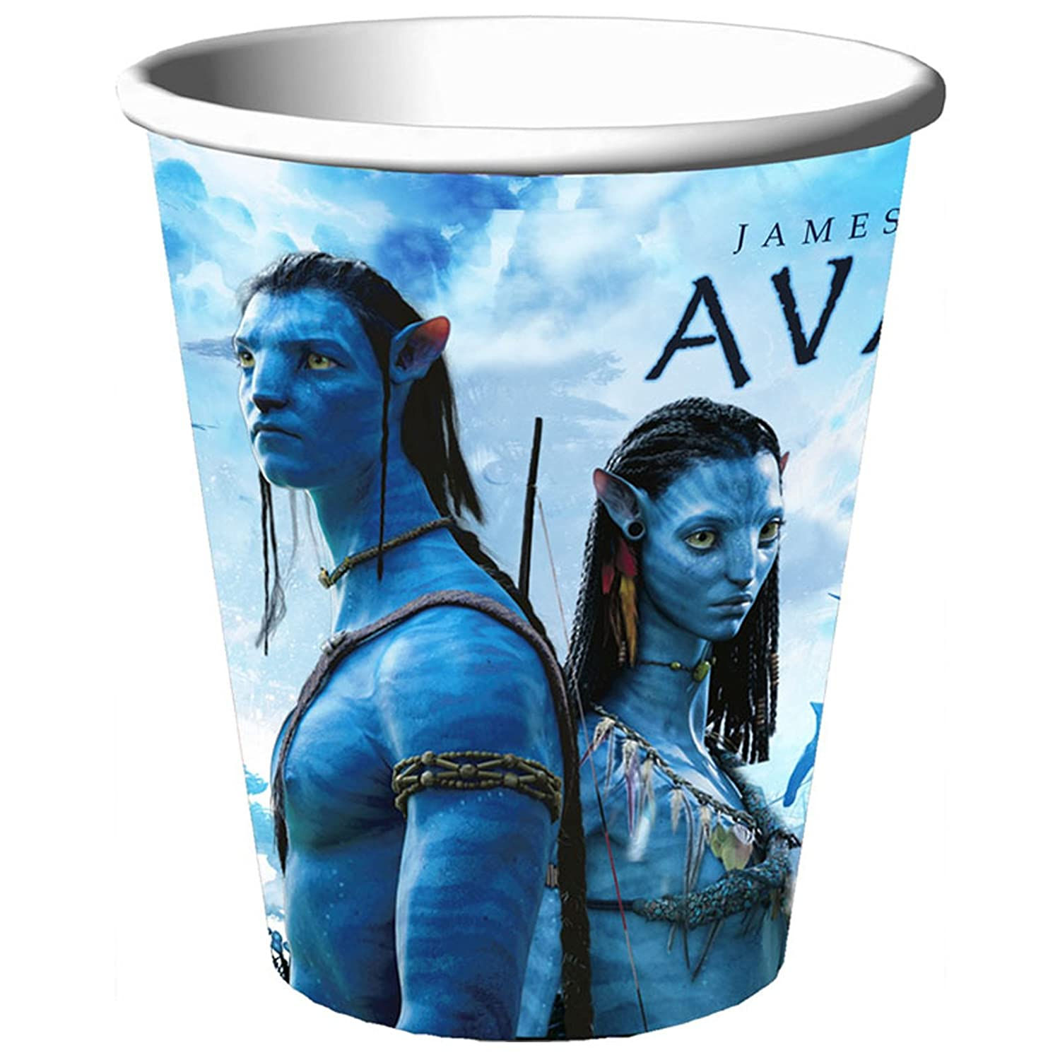 Avatar 9 Oz Cups Package of 8