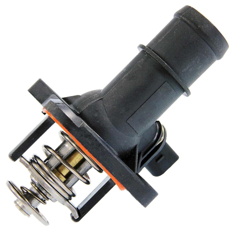 Thermostat Rohrstutzen 105 /°C mit Heizelement