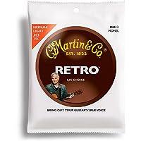 Martin Retro Monel Acoustic Guitar Strings Medium/Light MM13