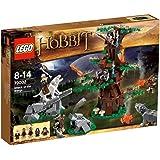 LEGO Loftr And Hobbit 79002 - L'Attacco Dei  Warg