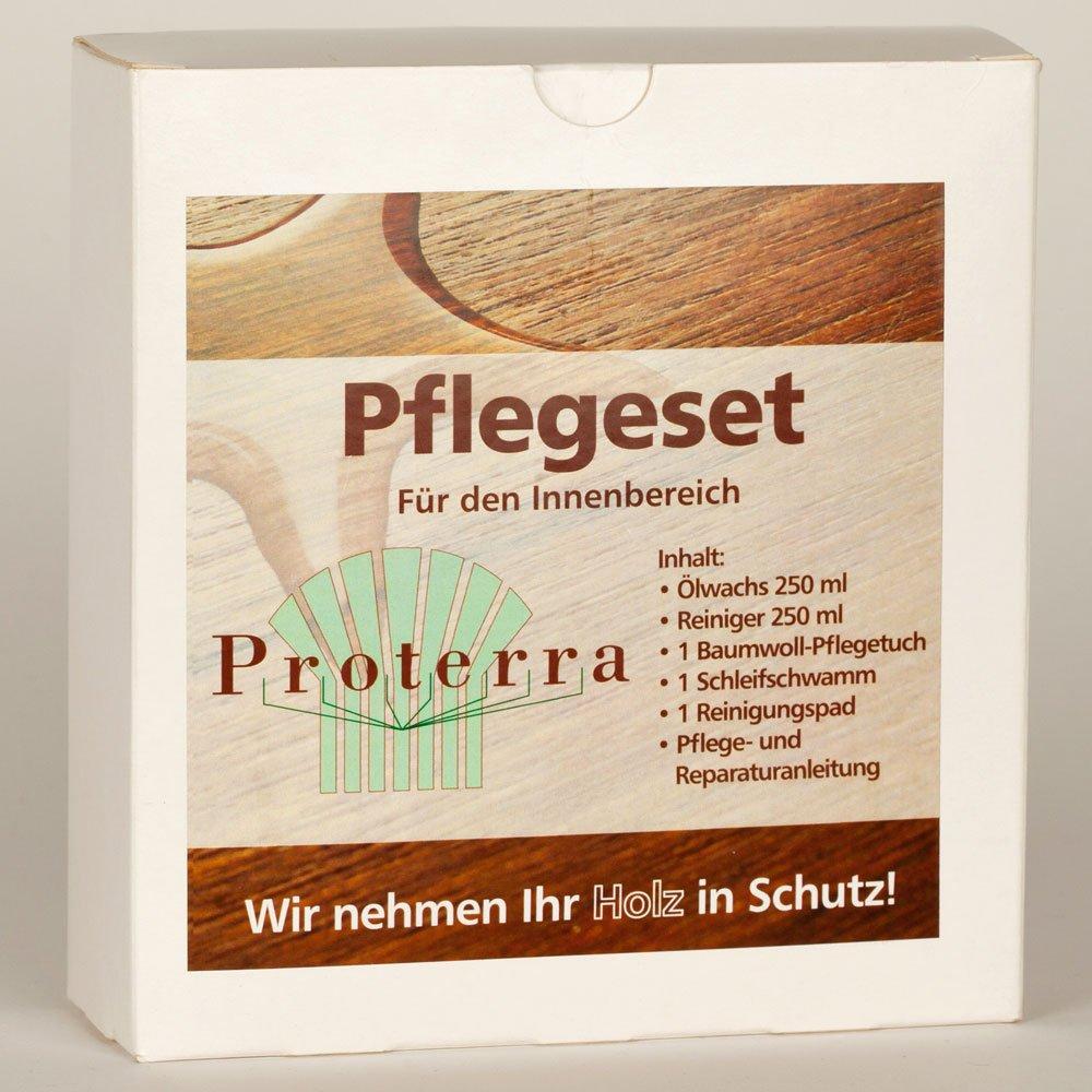 Holz Pflegeset Proterra Für Naturbelassenes Holz Im Innenbereich:  Amazon.de: Küche U0026 Haushalt
