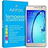 "Affix Premium Tempered Glass For Samsung Galaxy On 5 Pro / Samsung Galaxy On 5 (5.0"" Display)"