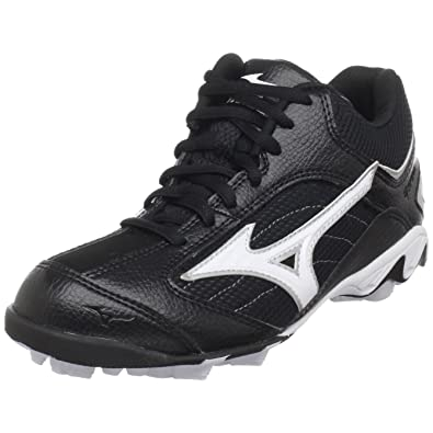 12beeff46ae Mizuno 9-Spike Franchise Mid G5 Baseball Cleat (Little Kid Big Kid)
