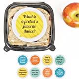 Kid's Lunch Box Jokes - Talk Bubble Stickers - Set of 8
