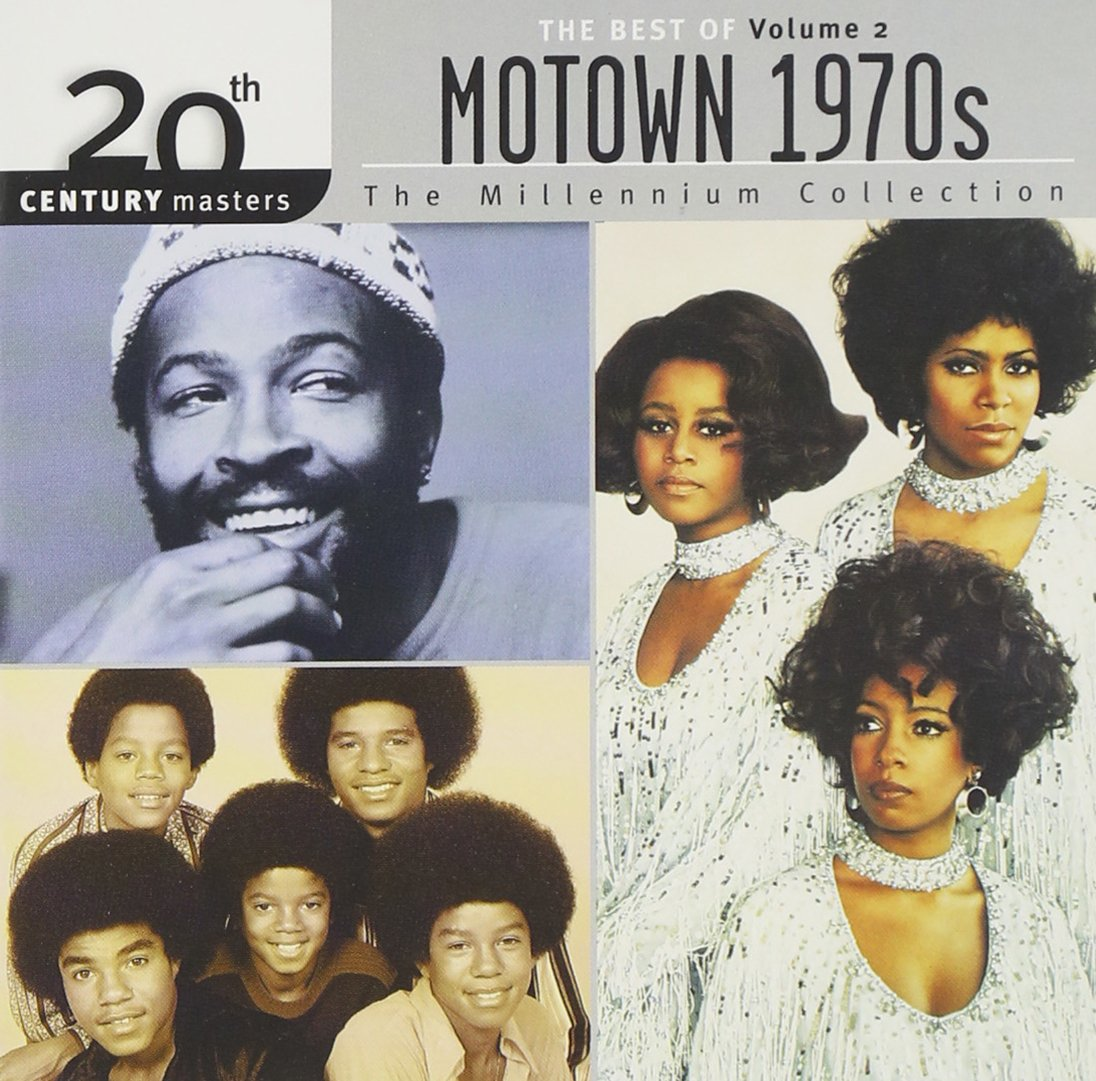 Motown 1970s Vol. 2 - Millennium Collection - 20th Century Masters