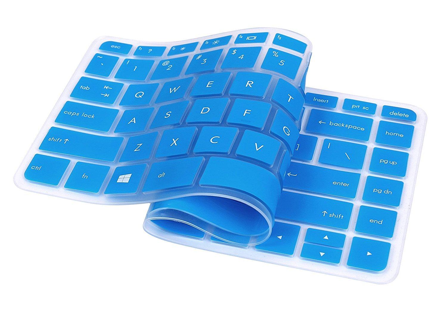 Amazon.com: Leze - Ultra Thin Keyboard Cover for HP Pavilion 14-ab 14-ac 14-ad series, Stream 14-ax series, Notebook 14-an series,14-ab010 14-ab166us ...