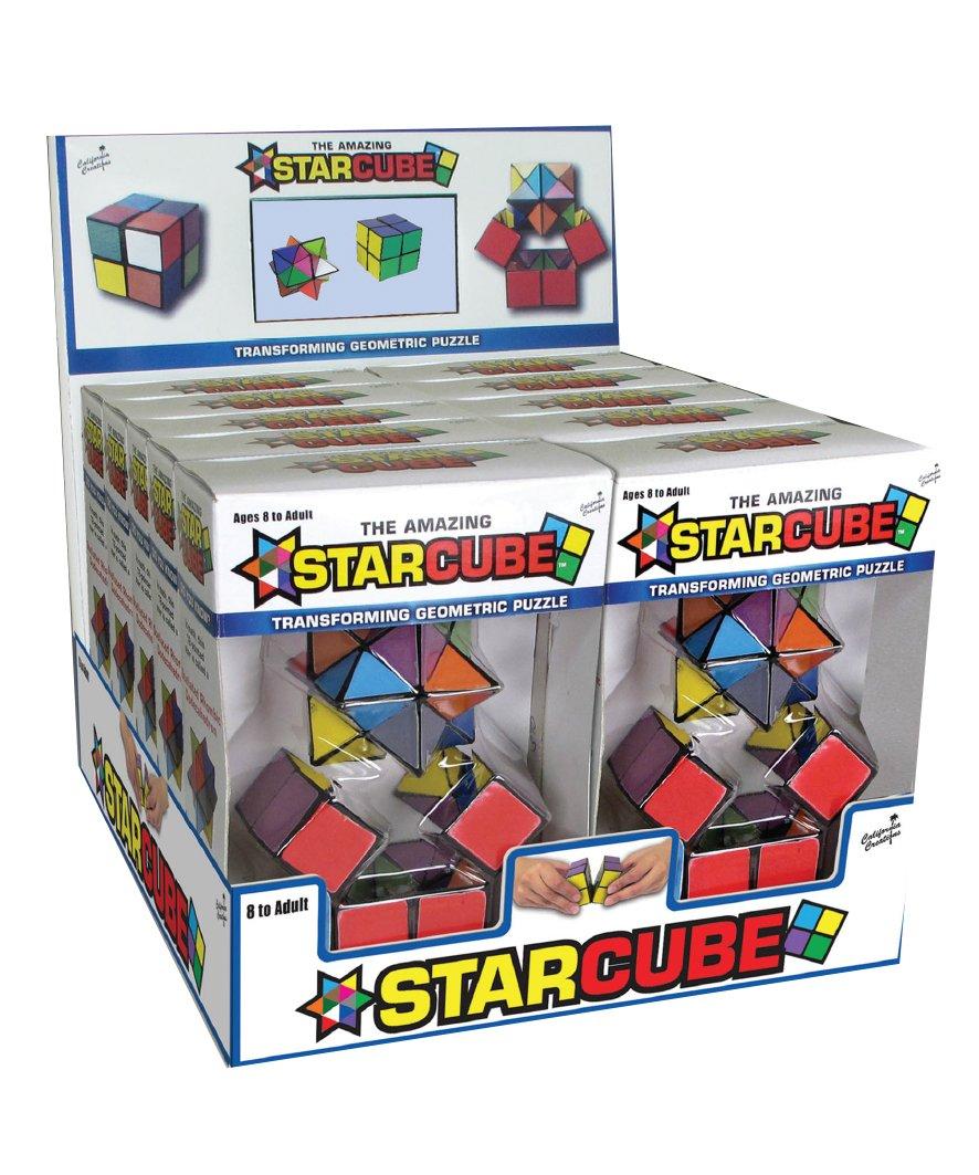 California Creations- Material de Modelado Star Cube (CCSC001)