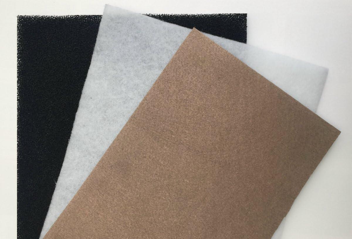 Mini-L/üfter Baumwollfilter-Ersatz Umweltfreundlich Langlebig f/ür Nexfan-Filter Airfan-Zubeh/örersatz