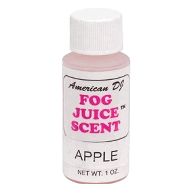 American DJ F-SCENTS | Fog Juice Scents for ADJ Fog Machine Apple F-SCENTS Apple