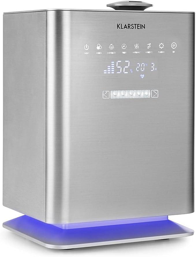 Klarstein Cubix Humidificador de aire - Vaporizador de aire ...