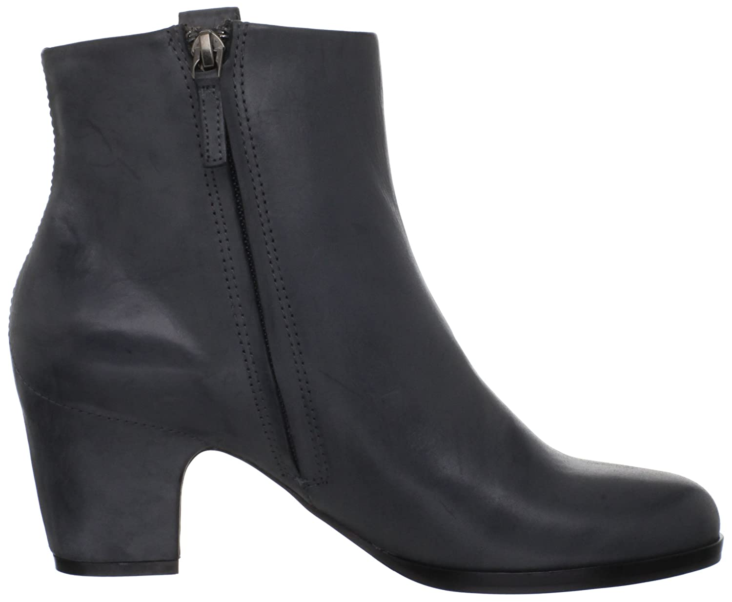 Gentle Souls by Kenneth Cole Women's Soft Cast Ankle Boot B007H4DL44 10 B(M) US|Charcoal Blue