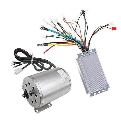 Amazon com: TDPRO 48V 1800W Brushless Electric Motor