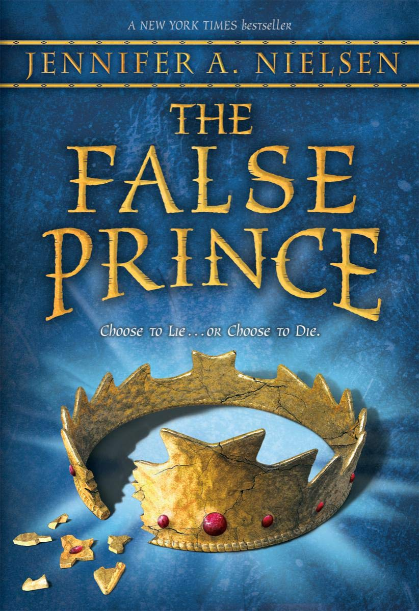 Image result for the false prince book
