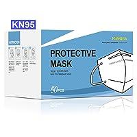 Kingfa KN95 Face Mask Non-NIOSH Respirator 5-Ply Layer, 50/pcs Box   GB2626-2006 Compliant
