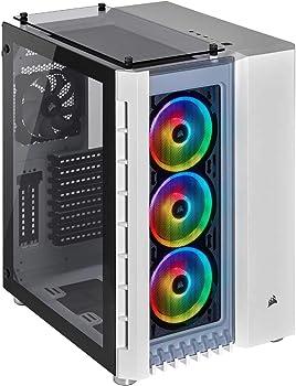 Corsair Crystal Series 680X RGB High Airflow ATX Smart Case