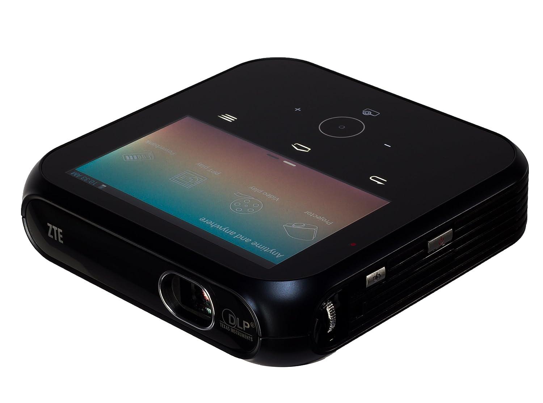 ZTE SPro, WiFi Smart Projector, Black