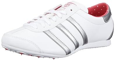 Adidas Originals  mujer 's aditrack W Low zapatillas blanco tamaño: 9