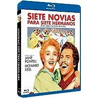 Siete Novias para Siete Hermanos BDr 1954 Seven Brides for Seven Brothers [Blu-ray]