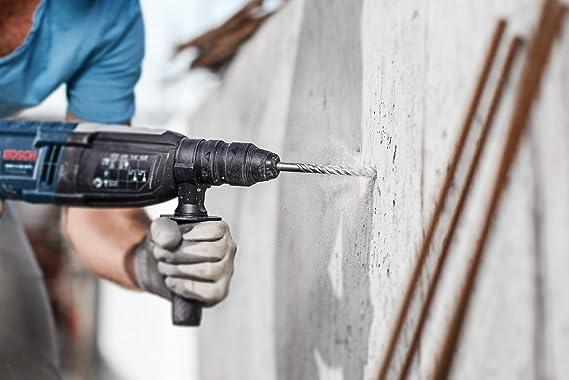 Bosch 2608576140 Foret pour Perforateur SDS-plus-7 x 10 x 100 x 165 mm Argent