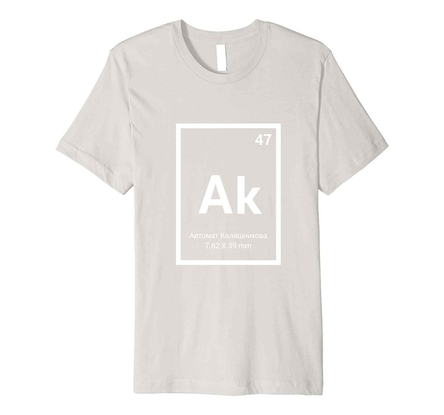 Ak 47 periodic table t shirt pl polozatee ak 47 periodic table t shirt pl gamestrikefo Images