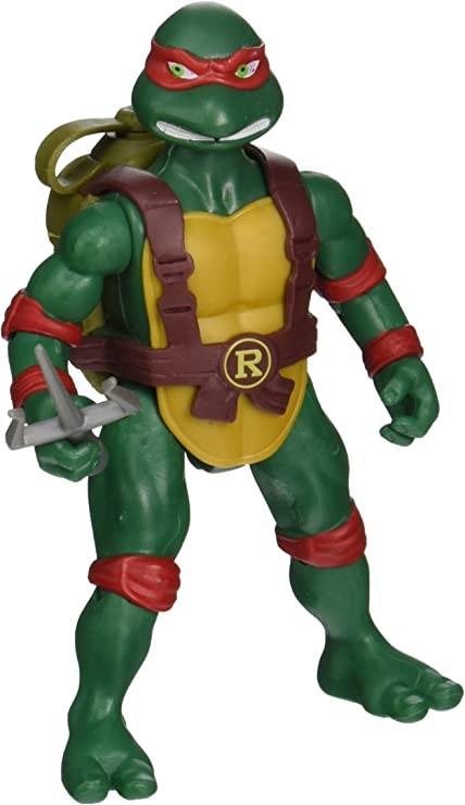 Amazon Com Teenage Mutant Ninja Turtles Classic Spittin Raphael