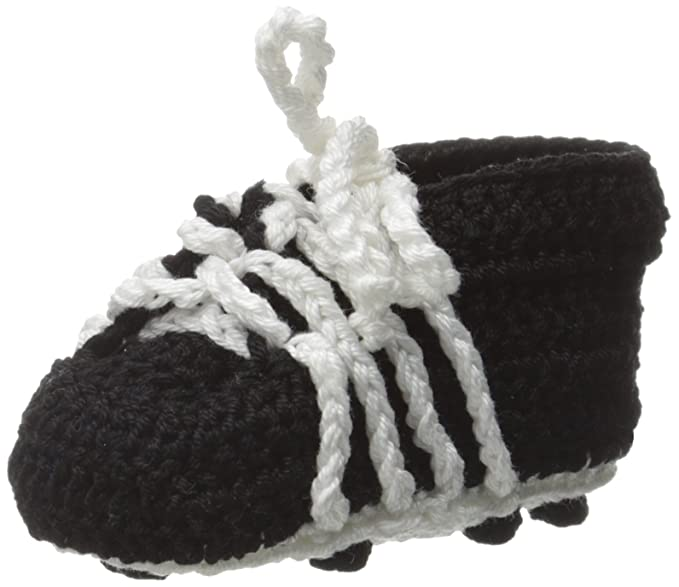 b4c492dd8 Amazon.com  Jefferies Socks Baby Boys  Newborn Soccer Cleats Crochet ...
