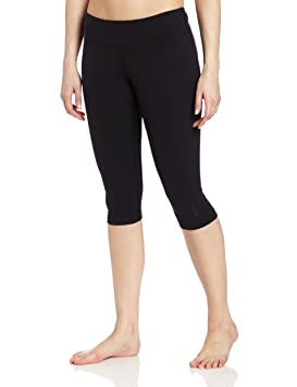 Womens Yoga Capris - The Else