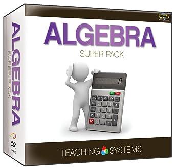 Algebra Super Pack [USA] [DVD]: Amazon.es: Algebra Super Pack ...