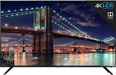 TCL 65R617 - 65-Inch 4K Ultra HD Roku Smart LED TV (2018 Model)
